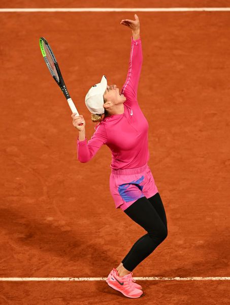 Tur 1 Roland Garros - Simona Halep - Sara Sorribes Tormo