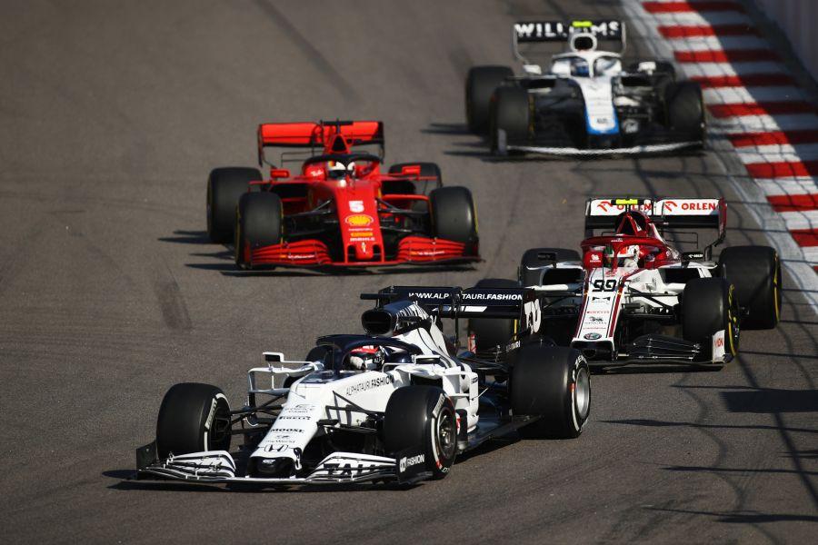 Formula 1: MP Rusia