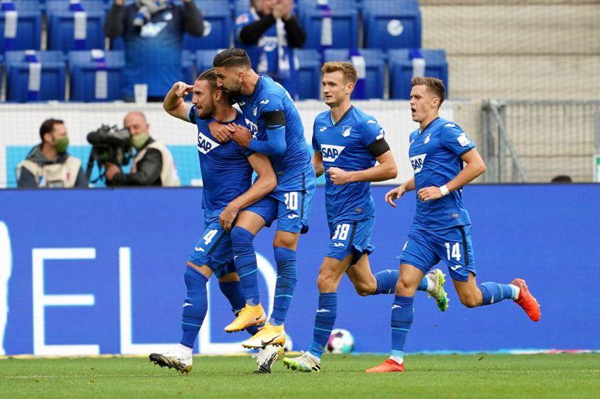 Hoffenheim - Bayern 4-1 // foto: Guliver/gettyimages