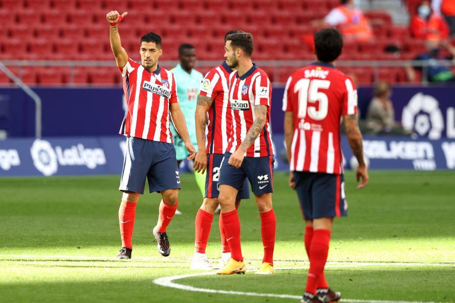 Luis Suarez, debut la Atletico Madrid cu Granada