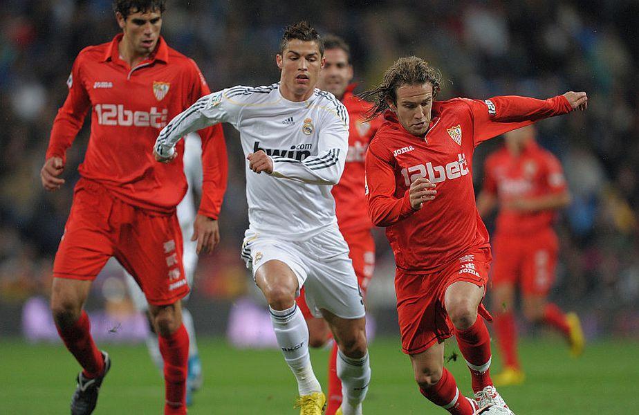 Diego Capel a trecut de la duelurile cu Cristiano Ronaldo la a dat probe la Dinamo // FOTO: Guliver/GettyImages
