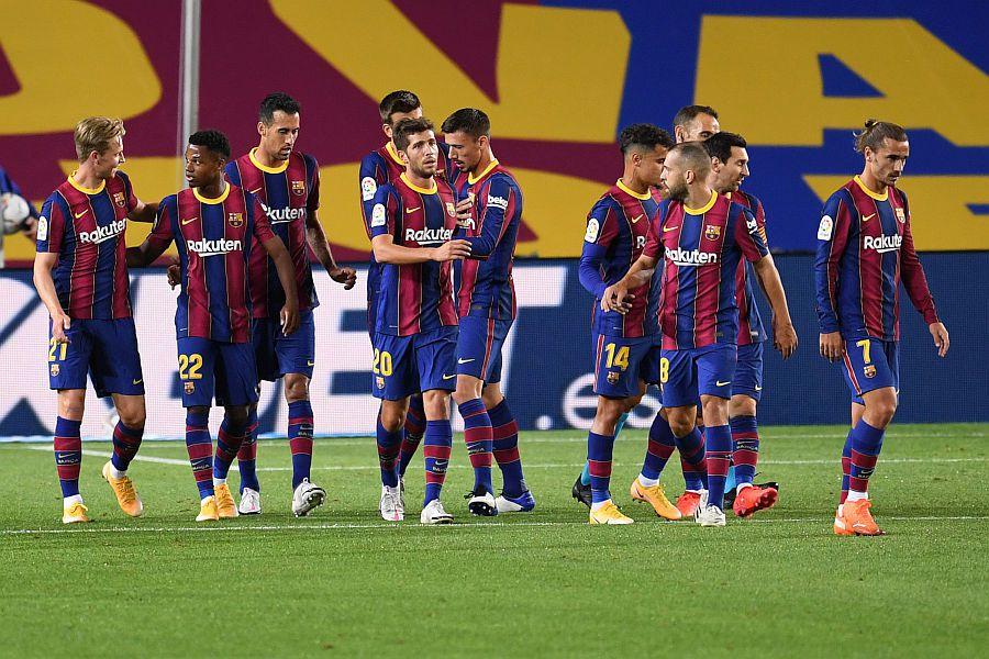 Barcelona - Villarreal, La Liga