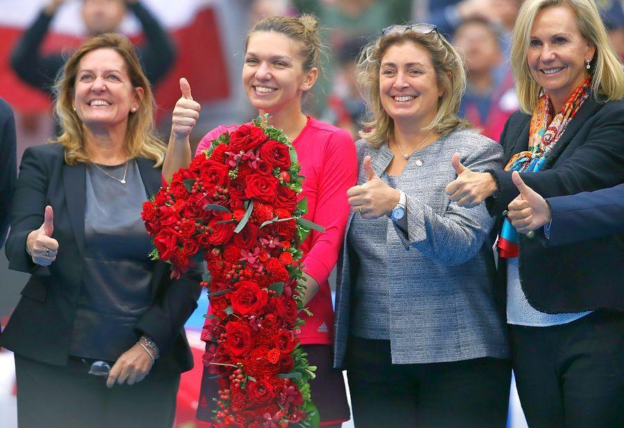 Toni Iuruc, surpriză pentru Simona Halep de ziua ei  » Cu ce și-a impresionat partenera
