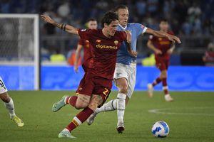 """Gest golănesc la """"Derby della Capitale"""" » Momentul când Zaniolo i-a înfuriat pe fanii lui Lazio"""