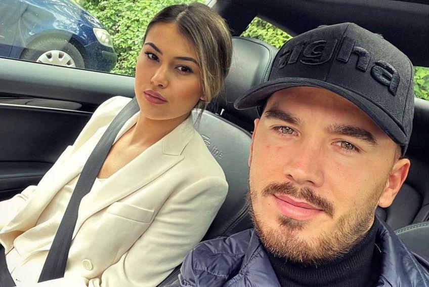 Sebastian și Alexandra Chitoșcă // foto: Instagram @ chitoscaofficial