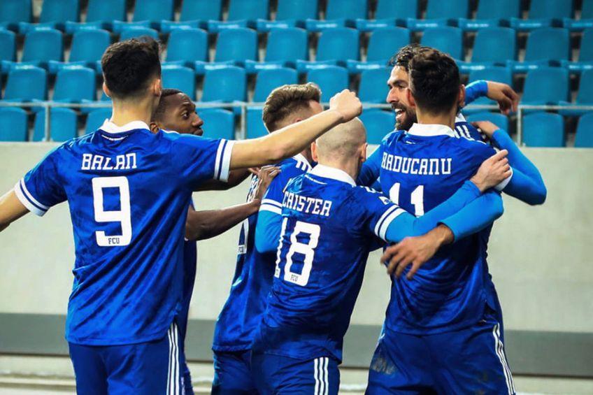 Un jucător de la FCU Craiova criticat dur de publicația familiei Mititelu