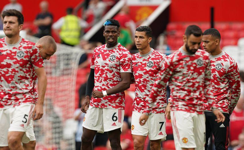Conflict de lux la Manchester United înainte de partida din Liga Campionilor! // sursa foto: Imago