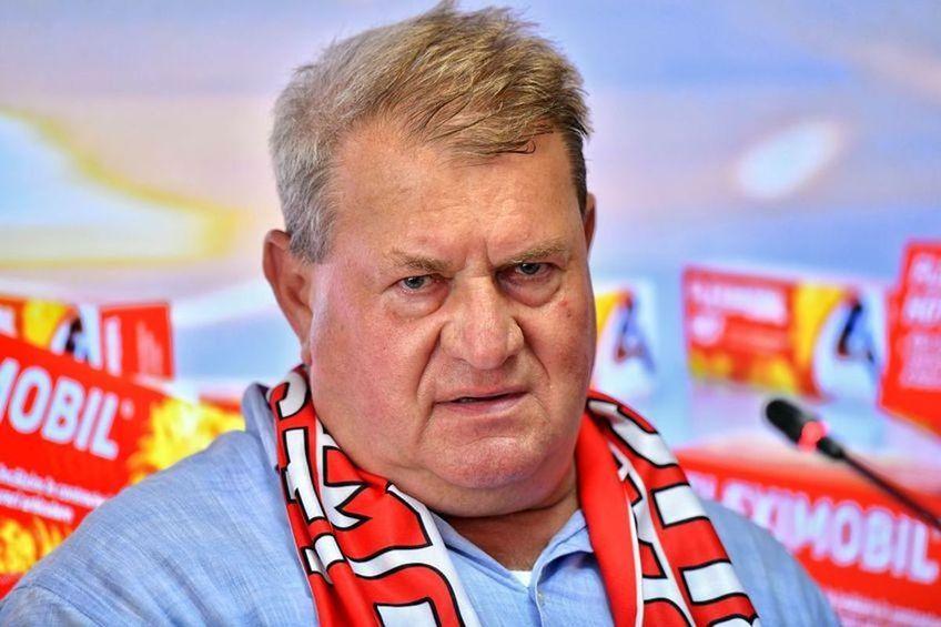 Iuliu Mureșan / foto: GSP