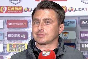 """Concluziile și planurile lui Ilie Poenaru, după un nou rezultat pozitiv cu Gaz Metan: """"E primordial să facem asta!"""""""