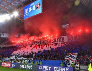 """Fanii celor de la CSA Steaua, contrariați de mutarea lui David Popovici la Dinamo: """"Asta ne întrebăm"""""""