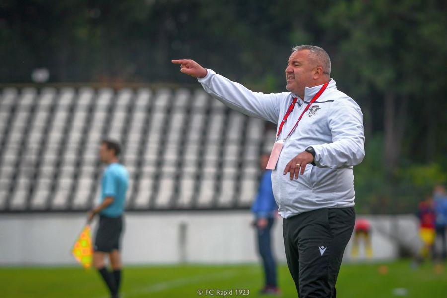 Mihai Iosif // foto: fcrapid.ro