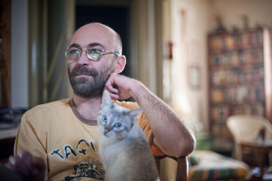 Fotografie cu Filip Florian, semnată de fratele său, Mircea Struțeanu, de profesie fotograf