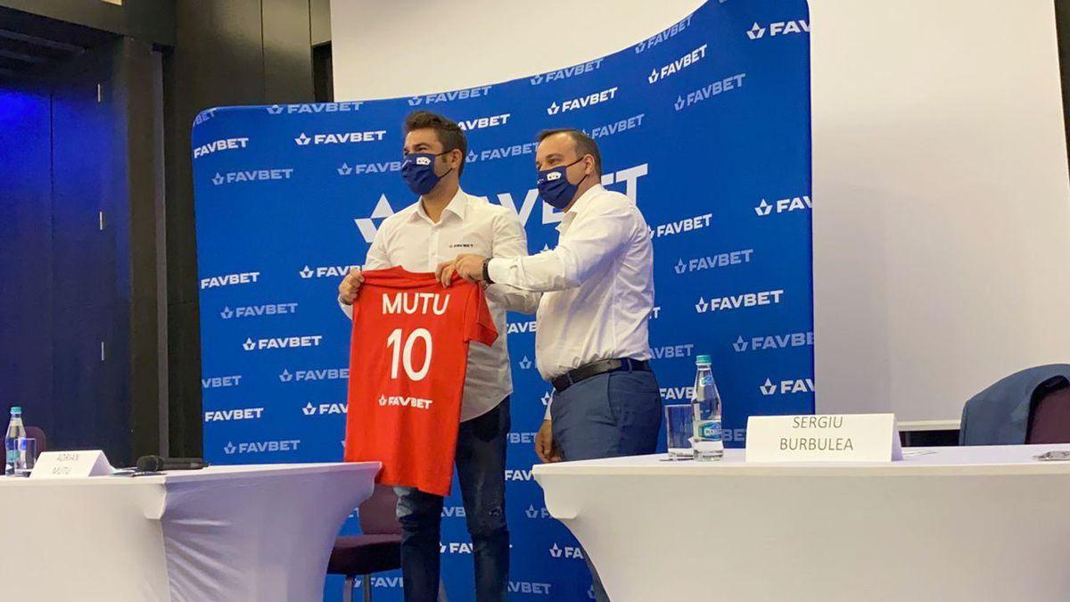 ADRIAN MUTU devine oficial ambasadorul FAVBET ROMÂNIA