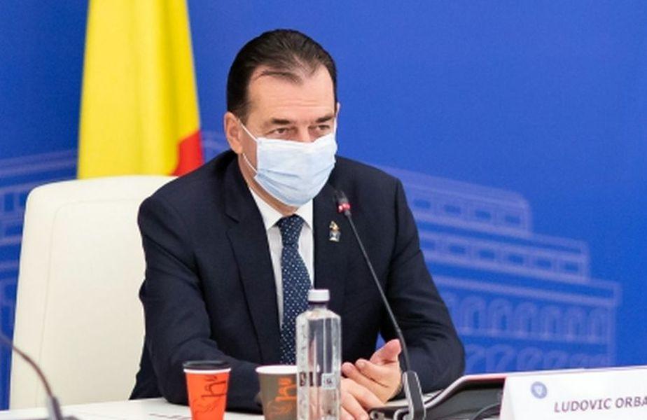 Ludovic Orban. foto: gov.ro
