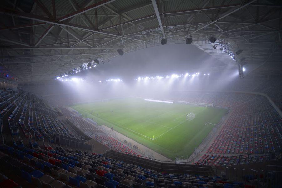 FOTO Stadion Ghencea, Steaua - Recepție 27.11.2020