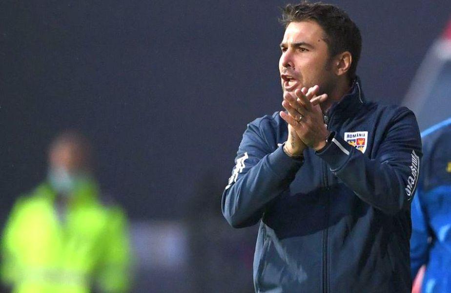 Adrian Mutu, selecționer România U21