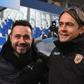 Roberto de Zerbi (41 de ani), antrenorul lui Sassuolo, nu exclude o revenire în România, la CFR Cluj.