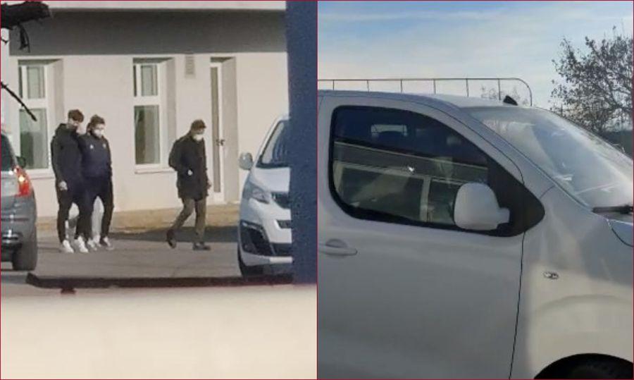 VIDEO // UPDATE Dennis Man a ajuns în Italia » Prima poză la Parma + cum i-a impresionat pe suporteri