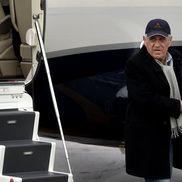 Giovanni Becali în Italia, pentru transferul lui Dennis Man