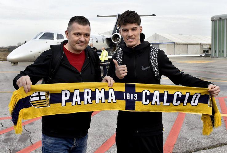 Dennis Man la Parma