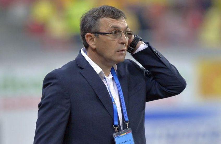 CFR Cluj și Astra au remizat, scor 1-1, în ultimul meci al rundei cu numărul 19 din Liga 1. Eugen Neagoe (53 de ani) crede că formația lui a fost lipsită de șansă.
