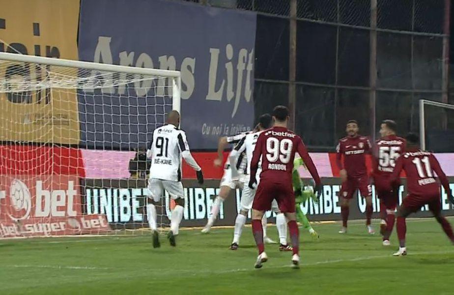 CFR ClujșiAstra au remizat, scor 1-1, în ultimul meci al etapei cu numărul 19 din Liga 1. Cristi Balaj susține că golul egalizator, marcat de Ciprian Deac, a fost validat incorect.