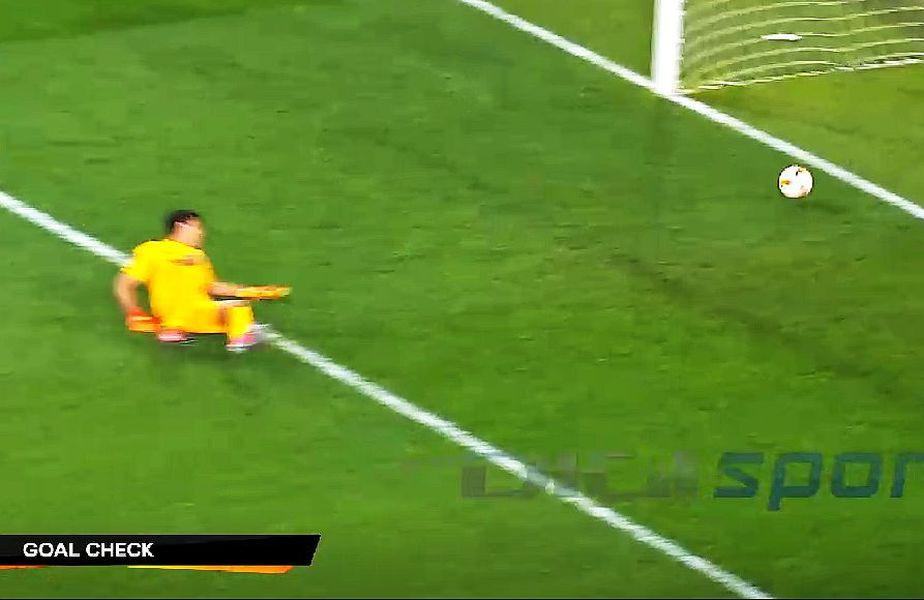 Sevilla s-a calificat cu emoții în optimile Europa League // FOTO: captură Digi Sport TV