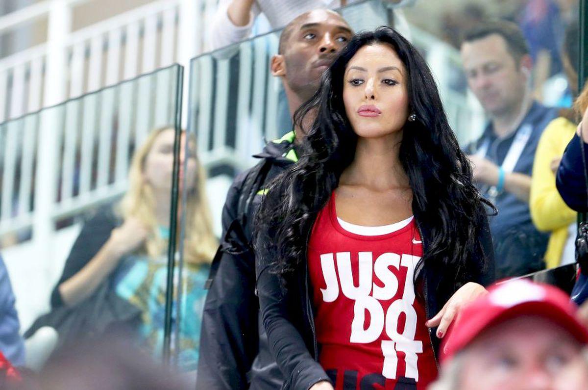 """""""Kobe Bryant a fost un violator"""". Scandal imens după un an de la tragedie! Vanessa Bryant a răbufnit"""