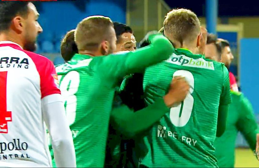 FC Hermannstadt și Sepsi Sf. Gheorghe se întâlnesc astăzi, de la ora 18:00, în runda cu numărul 25 din Liga 1