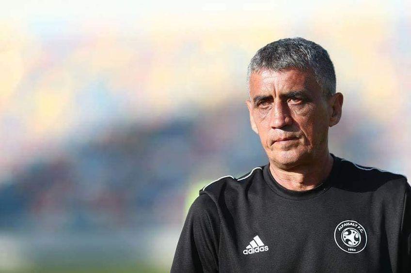 Marian Rada (61 de ani) va fi noul antrenor principal, în acte, la Poli Iași. Acesta în înlocuiește pe Mugur Cornățeanu.