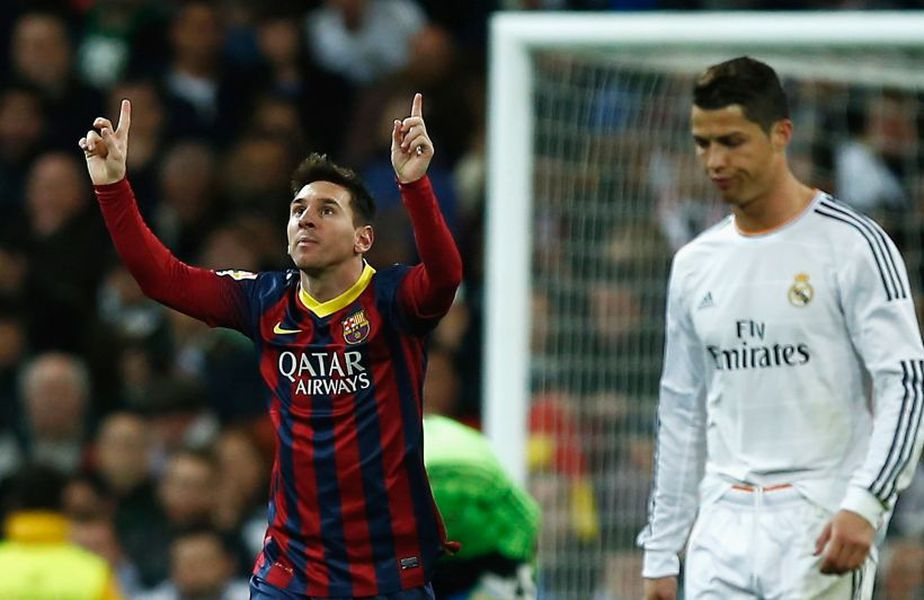 11 Baloane de Aur au împreună Lionel Messi și Cristiano Ronaldo