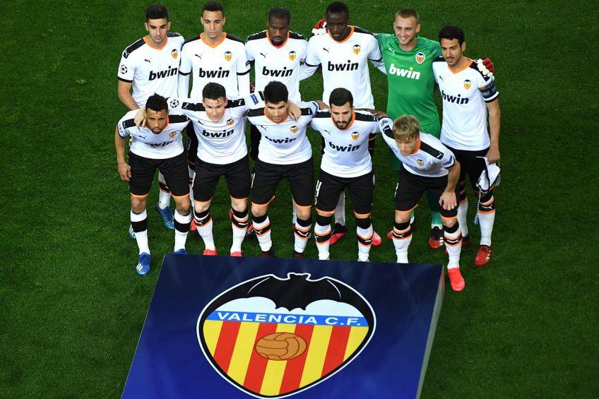 Clubul spaniol Valenica are 10 jucători infectați cu coronavirus