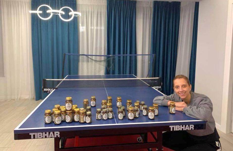 Eliza Samara face parte din echipa națională a României la tenis de masă, care va participa la JO de la Tokyo