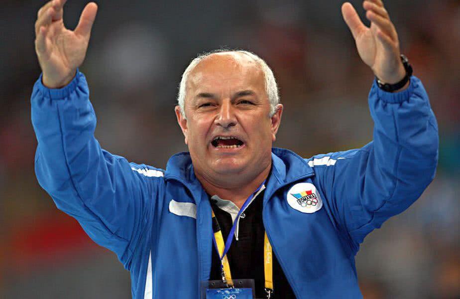 Gheorghe Tadici, fost selecționer România