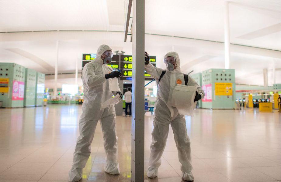 New York ar putea avea mai multe cazuri de coronavirus decât Lombardia sau Wuhan // sursă foto: Guliver/gettyimages