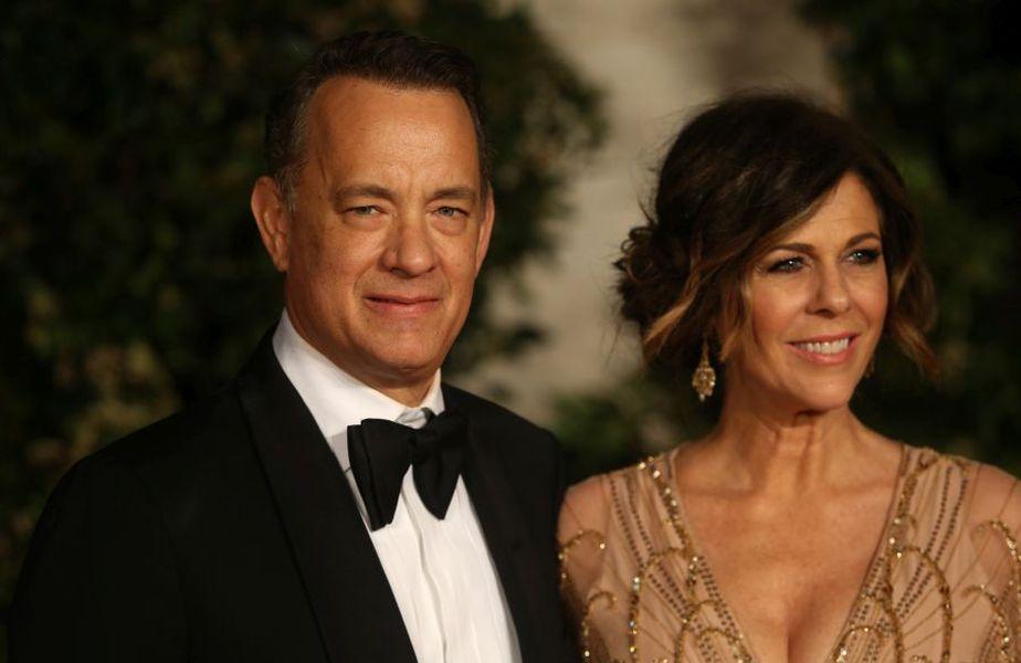 Tom Hanks și Rita Wilson // Sursa: Getty
