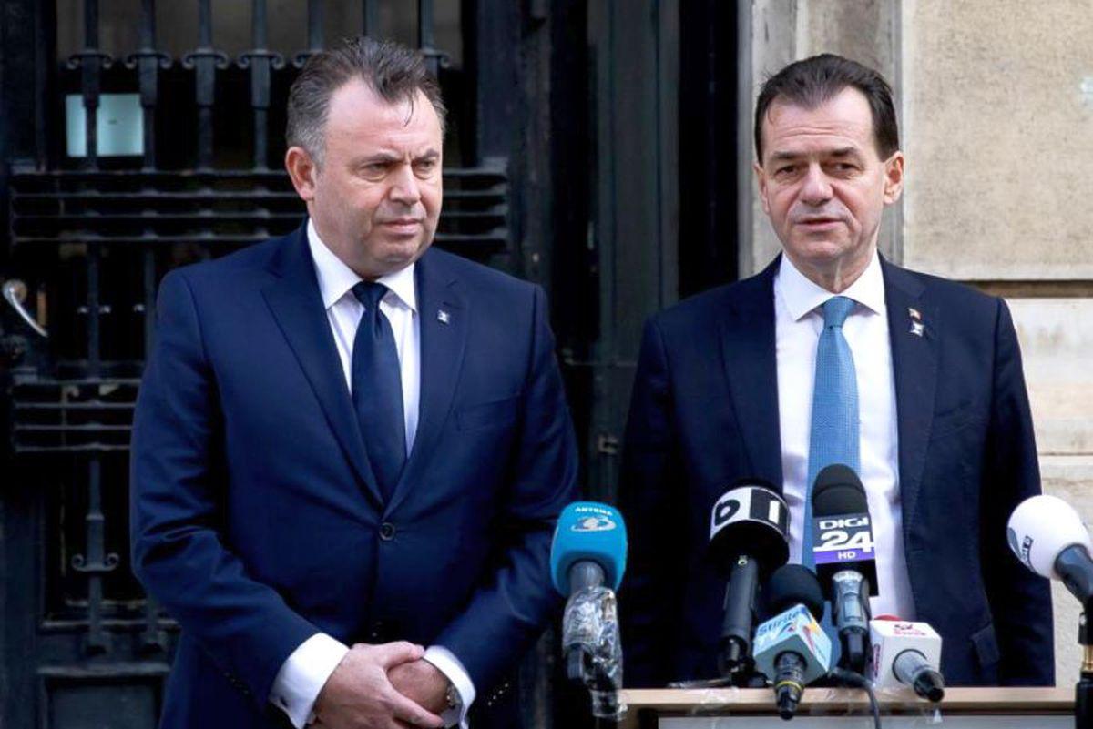 """CORONAVIRUS // Nelu Tătaru, ministrul Sănătății, estimează care va fi vârful pandemiei: """"Mă aștept la 10.000 de cazuri"""" » În țară ar putea reveni încă 200.000 de români"""