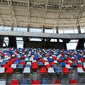 Stadionul din Ghencea va fi gata în scurt timp. Sursă foto: Facebook CNI