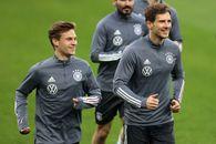 """Mirel Rădoi cere atenție maximă în privința unui fotbalist al Germaniei: """"Este «motorul» echipei, stăm aproape de el"""""""