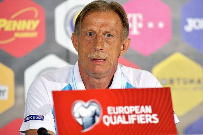 Christoph Daum, fost selecționer al României