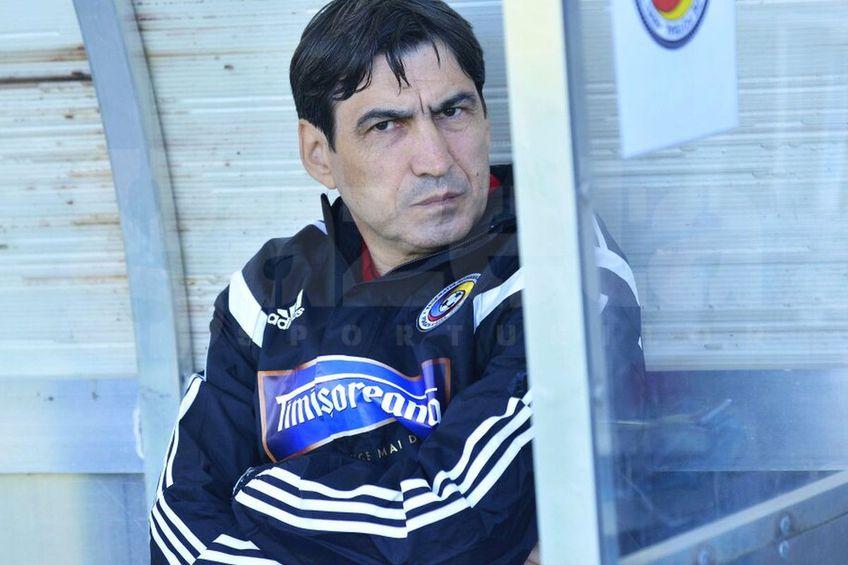 Victor Pițurcă, la echipa națională