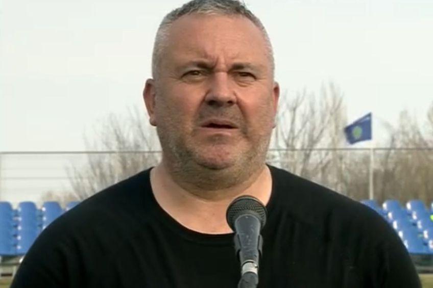 Mihai Iosif, 46 de ani, antrenorul Rapidului, e încrezător că giuleștenii pot promova în Liga 1 la finalul acestui sezon.