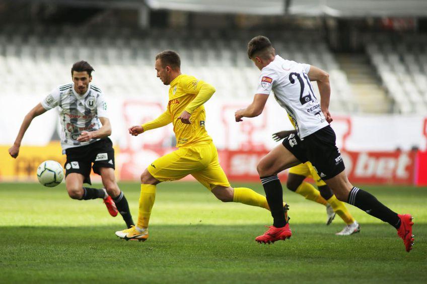 Petrolul și U Cluj au ratat play-off-ul / FOTO: facebook.com/official.fcpetrolul