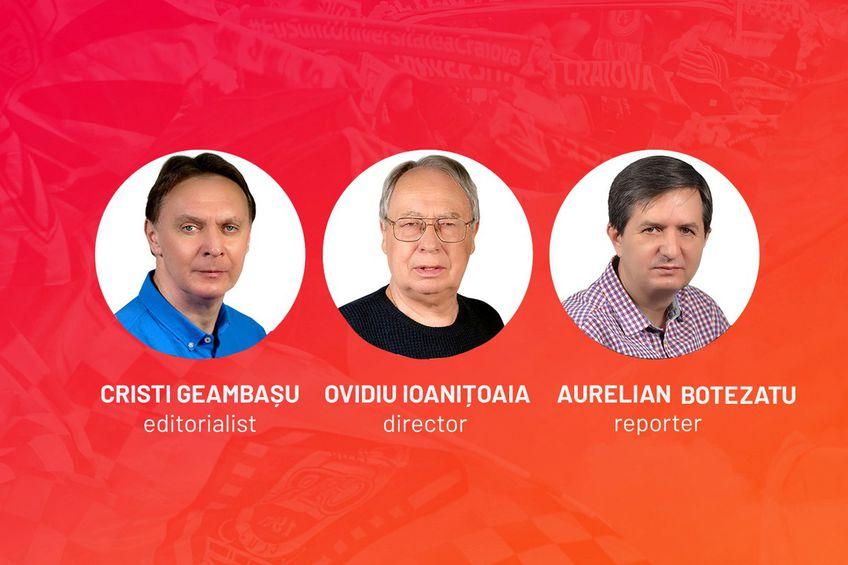 România - Germania, comentat pe GSP.ro de Cristian Geambașu (editorialist GSP), Ovidiu Ioanițoaia (director GSP) și Aurelian Botezatu (reporter GSP).