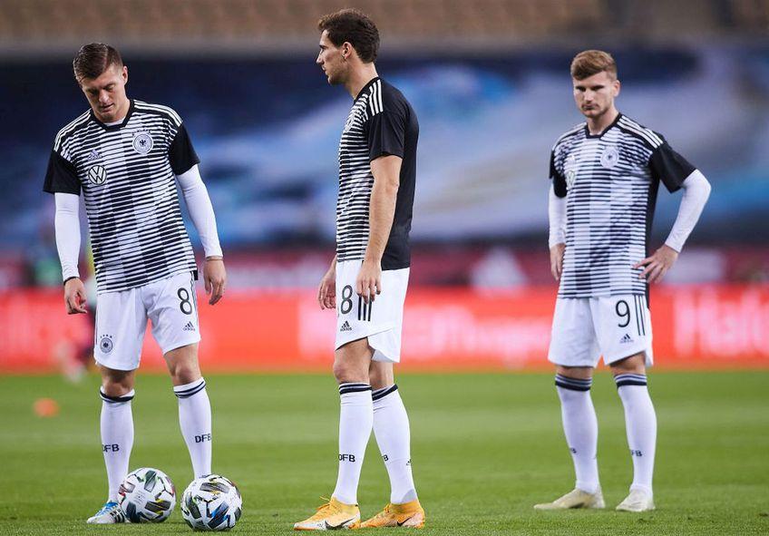 Toni Kroos (31 de ani) se va retrage din naționala Germaniei după Euro 2020.