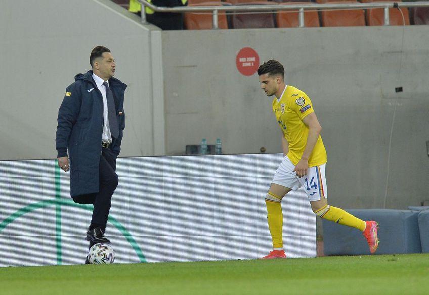 Mihai Stoichiță, directorul tehnic al FRF, l-a felicitat pe Mirel Rădoi pentru curajul avut în România - Germania, scor 0-1.
