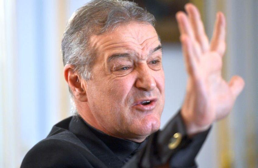 Gigi Becali spune că nu are nevoie de Dinamo în Liga 1