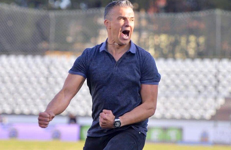 Daniel Pancu este în continuare antrenorul Rapidului!