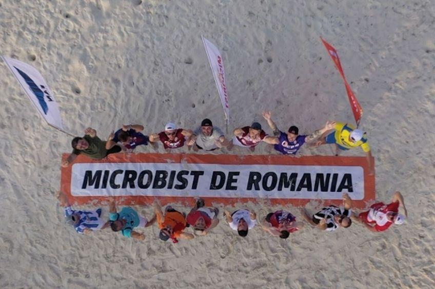 """""""Microbist de România"""" începe în această seară // foto: tvr1.tvr.ro"""