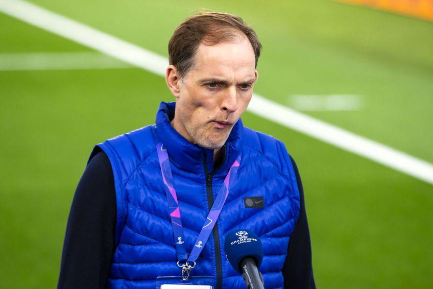Thomas Tuchel, antrenor Chelsea // foto: Imago